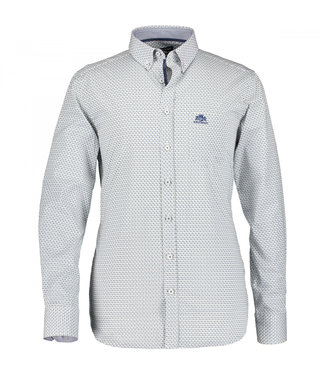 State of Art Shirt Printed Poplin kobalt 214029855-5736