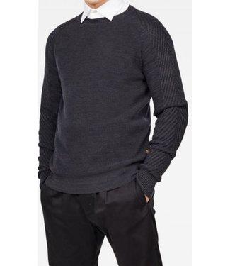 G-Star Muzaki  knit donkerblauw D15533-6299-A932