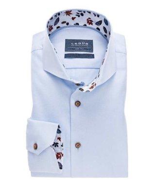 Ledub Shirt lichtblauw 0138456-120-140-160