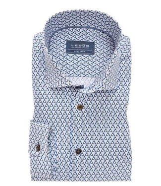 Ledub Shirt groen 0138195-550-160-000