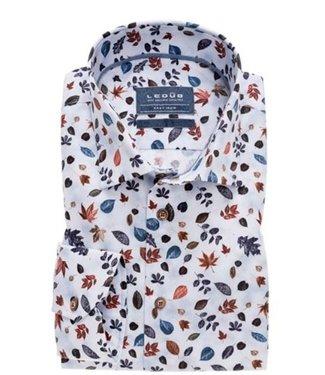 Ledub Shirt blauw 0138463-140-160-000