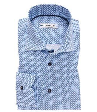 Ledub Shirt donkerblauw 0138128-170-285-000
