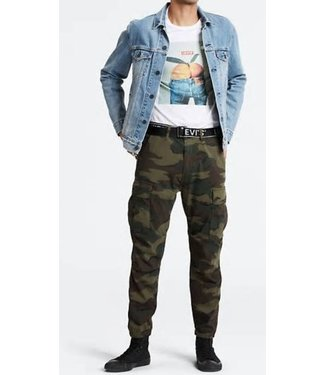 Levi's Tapered cargo groen 79638-0000