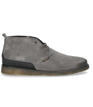 PME Legend Chukka perforated suede Grey PBO196038