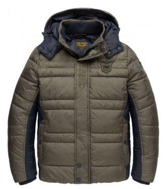 PME Legend Hooded jacket LIFTMASTER 2.0 Beluga PJA196102-8039