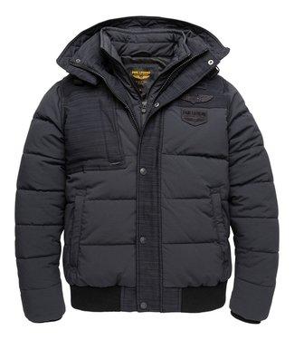 PME Legend Hooded jacket SKYTRUCK HOODED Black PJA195105-999