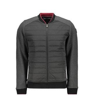 Vanguard Zip jacket Track Sweat Antracite Melee VSW197216