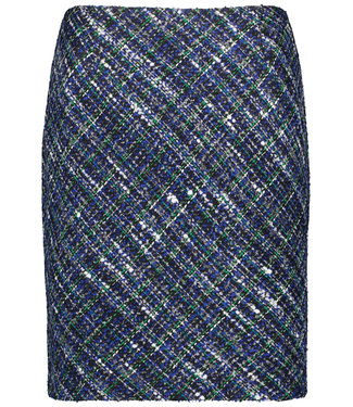Taifun SKIRT SHORT WOVEN FA ELECTRIC BLUE 410032-11365