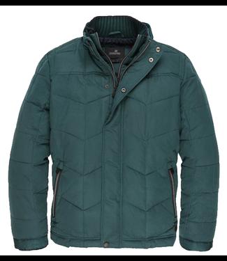 Vanguard Zip jacket Guzzi Jacket Deep Teal VJA196310