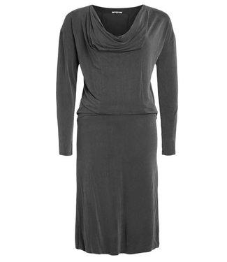 Moscow Dress antraciet FW19-04.02