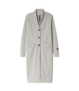 10Days Long blazer grijs 20-505-0201
