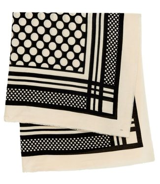 OPUS Apollo scarf black 238875560