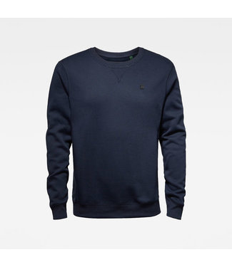 G-Star Premium core sweater blauw D16917-C235-6067