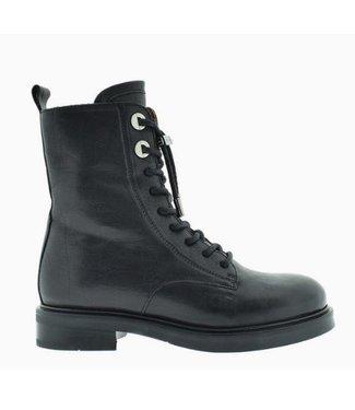 Via Vai Viola biker boots zwart 5312028