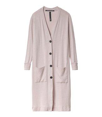 10Days Cardigan linen roze 20-856-0201