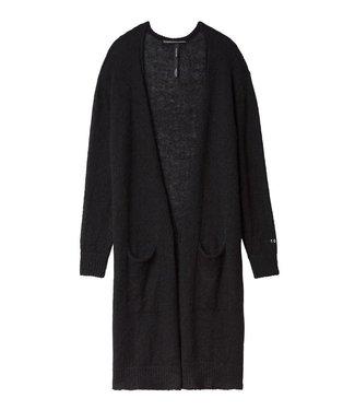 10Days Cardigan zwart 20-652-0201