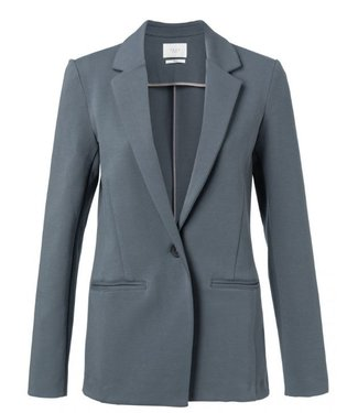 Yaya Jersey tailored blazer DEEP SEA BLUE 150951-011
