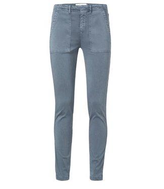 Yaya Cargo trousers DEEP SEA BLUE 1201178-011