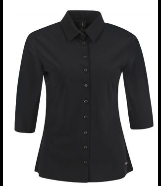 Jane Lushka Debbie shirt zwart U720SS100