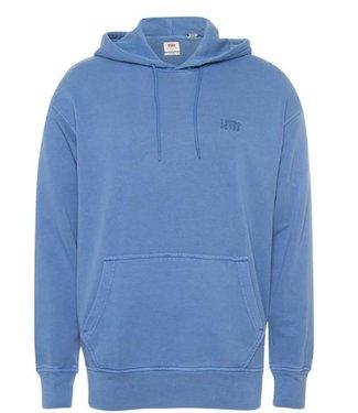 Levi's Authentic po hoodie blauw 85534-0001