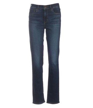 Levi's 724high rise straight blauw 18883-0082