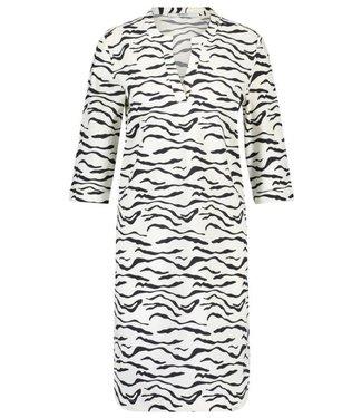 PENN&INK N.Y Dress AOP wit S20M-JILLP