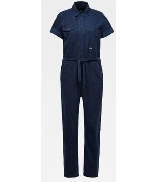 G-Star Army jumpsuit donkerblauw D16302-7987-6067