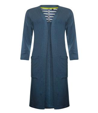 Poools Cardigan blauw 013121