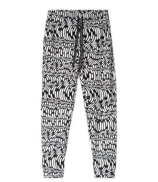 10Days Cropped jogger wave off white 20-007-0201