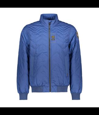 PME Legend Flight jacket Taffetar Raider Navy Peony PJA201103