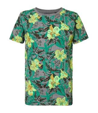 Petrol Industries T-shirt ss r-neck grijs M-1000-TSR675