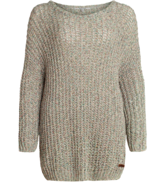 Moscow Pullover zand SP20-55.01