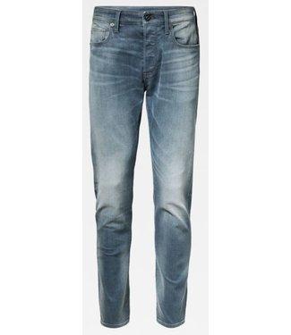 G-Star 3301 slim jeans blauw 51001-B604-A805