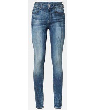 G-Star 3301 high waist skinny wmn blauw D05175-8968-6028