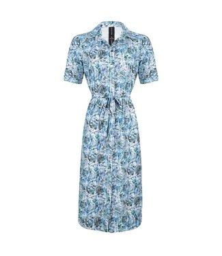 Jane Lushka Dress blauw UBS920SS257