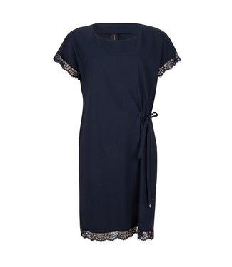 Jane Lushka Linda lace dress blauw U920SS004D