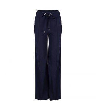 Jane Lushka Lee drawstring pants blauw U220SS1025Z