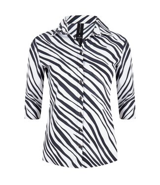 Jane Lushka Debbie shirt wit ZE720SS10
