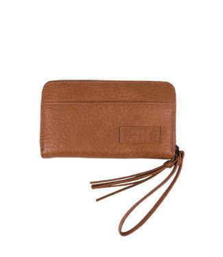 Zusss Leuke portemonnee bruin