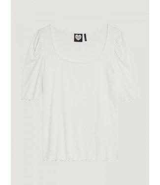 Catwalk Junkie T-Shirt LINA  off white **01 2002010206