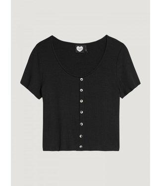 Catwalk Junkie T-Shirt LEILA black **00 2002010208
