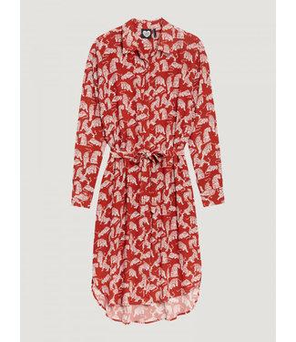 Catwalk Junkie DRESS TIGER LOVE arabian spice **00 2002013410