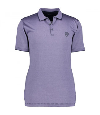 State of Art Poloshirt Jersey violet 482-10580-6458