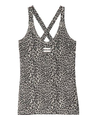 10Days Wrapper leopard off white 20-713-0201