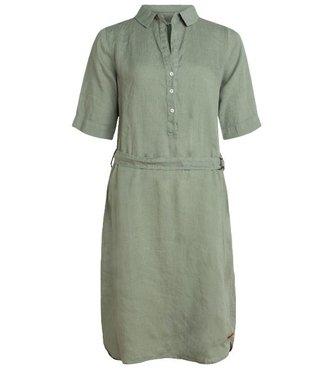 Moscow Dress groen SP20-27.03