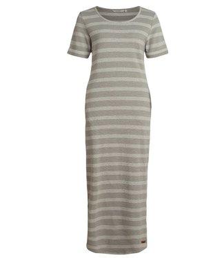 Moscow Long dress grijs SP20-14.04