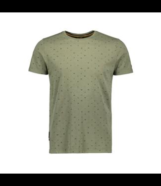 PME Legend Short sleeve r-neck Single Jersey Deep Lichen Green PTSS201554