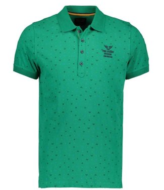 PME Legend Short sleeve polo Single jersey Bosphorus PPSS202860