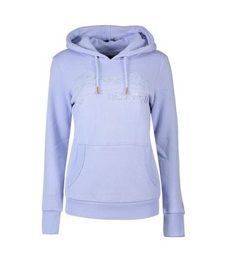Superdry Vl emb outline entry hood lichtblauw W2010080B