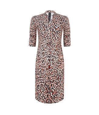 Jane Lushka Carly dress roze uao920ss25b